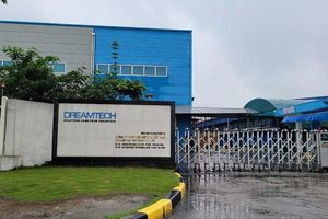 Cháy ở Công ty TNHH Dreamtech Việt Nam, 3 công nhân tử vong
