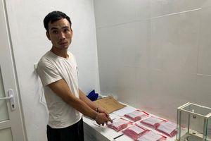Thừa Thiên Huế: Bắt quả tang hai đối tượng tàng trữ hàng chục ngàn viên ma túy