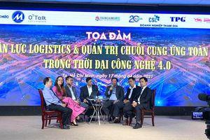 Tọa đàm về nhu cầu nhân lực ngành Logistics trong thời đại công nghệ 4.0