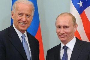 Bất chấp căng thẳng ngoại giao, Nga đánh giá 'tích cực' đề nghị tổ chức hội nghị thượng đỉnh Biden-Putin