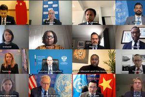 Hội đồng Bảo an thông qua Nghị quyết về Libya, thảo luận về chống phổ biến vũ khí hủy diệt hàng loạt