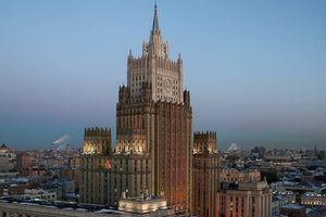 Nga cấm nhập cảnh 8 quan chức Mỹ, sẽ trục xuất 10 nhân viên ngoại giao