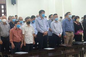 Vụ gang thép Thái Nguyên: Những lời khẩn thiết sau cùng của các bị cáo