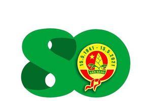 Công bố biểu trưng 80 năm Đội TNTP Hồ Chí Minh
