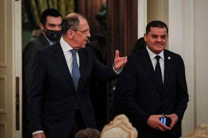 Nga sẵn sàng 'khôi phục hoàn toàn' hợp tác quân sự với Libya