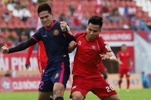 Sài Gòn 0-0 Hải Phòng: Tấn công tìm bàn thắng (H1)
