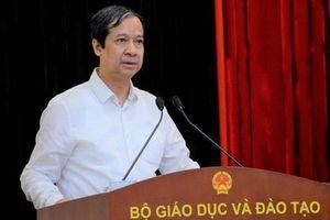 Bộ trưởng Nguyễn Kim Sơn: Phải tăng đầu tư cho giáo dục bằng nhiều cách