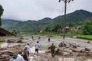 Lào Cai: Lũ ống bất ngờ khiến 3 người thiệt mạng