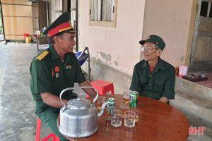 Tinh thần thép của người cựu binh Hà Tĩnh tham gia giải phóng miền Nam trong thời bình
