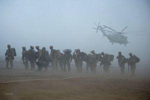 Lầu Năm Góc lên phương án bảo vệ quá trình rút quân ở Afghanistan