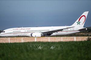 Maroc tạm dừng các chuyến bay đến và đi từ 13 quốc gia