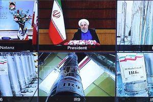 Đẩy nhanh tiến độ đàm phán cứu vãn thỏa thuận hạt nhân Iran