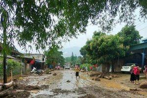 Lào Cai: Lũ ống bất ngờ lúc rạng sáng, 3 người tử vong