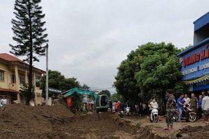 Lào Cai: Mưa lũ cuốn trôi 3 người, hàng chục ngôi nhà bị hư hỏng