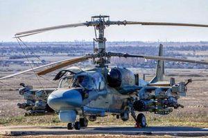 Nga tăng tầm đánh cho Ka-52 tại Syria lên 12km