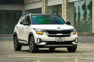 Đánh giá SUV Kia Seltos: Xe đẹp, lái 'sướng', giá 'vừa miếng'