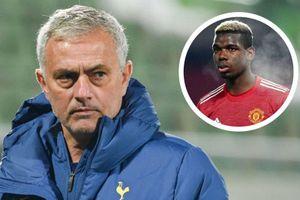 Bị Pogba chỉ trích, Mourinho nói 'không quan tâm'