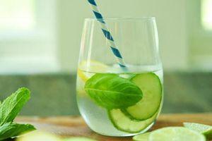 Sinh bệnh vì uống nước chanh theo những cách này