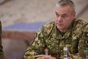Tư lệnh Ukraine tuyên bố không cần tính đến hỗ trợ của quân đội nước ngoài