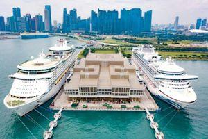 Ngành du lịch biển Singapore gây ấn tượng với thế giới