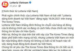 Lotteria khẳng định thông tin đóng cửa chuỗi tại Việt Nam là không chính xác