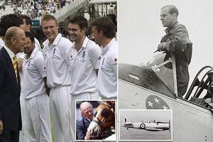 Nhìn lại những hình ảnh hiếm về niềm đam mê thể thao của Hoàng thân Philip