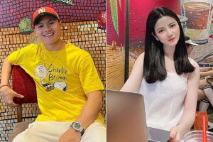 Dân mạng tìm ra 'hint hẹn hò' của Quang Hải với tình mới