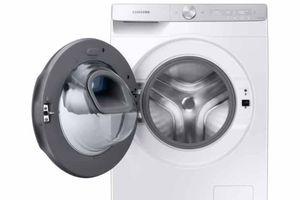 Samsung đưa AI vào máy giặt