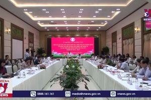 Đoàn giám sát, kiểm tra của Hội đồng Bầu cử Quốc gia làm việc tại Đồng Tháp
