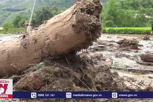Lào Cai khẩn trương khắc phục hậu quả mưa lũ tại Văn Bàn