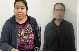 Hà Nội bắt giữ đôi nam nữ mang 4 bánh ma túy