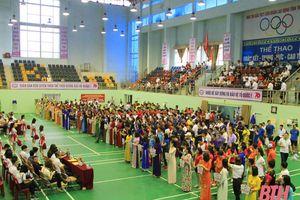 Hơn 800 VĐV tham gia Hội thao Ngành Ngân hàng Thanh Hóa năm 2021