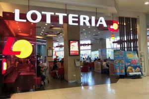 Lotteria bác bỏ thông tin đóng cửa tại Việt Nam