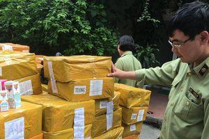 Thu giữ gần 14.000 lọ tinh dầu thuốc lá điện tử