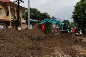 Lào Cai: Lũ ống cuốn trôi 3 người, hư hỏng 25 căn nhà