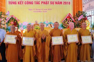 Phật giáo quận 11: Đoàn kết kiến tạo đột phá vì Phật sự chung