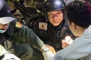 Lập biệt đội SOS 173 Đồng Xoài giúp người gặp nạn trong đêm