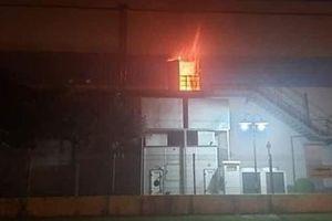 Cháy tại khu Công nghiệp Vship Bắc Ninh, 3 công nhân tử vong