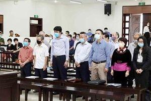 Dàn cựu lãnh đạo TISCO và VNS xin giảm nhẹ hình phạt khi nói lời sau cùng