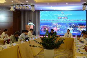 Xây dựng đề án phát triển sản phẩm du lịch đêm tại Việt Nam
