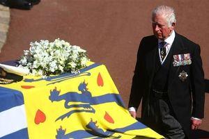 Những khoảnh khắc đặc biệt tại tang lễ Hoàng thân Philip