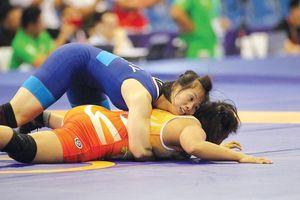 Vật Việt Nam: Tấm vé dự Olympic đang ngày càng xa