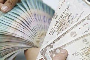 Dự kiến, quý II-2021 huy động 100.000 tỷ đồng trái phiếu chính phủ