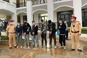 Phát hiện 6 người nhập cảnh trái phép trên cao tốc Bắc Giang - Lạng Sơn