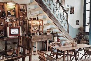 Hà Nội phố: Hai quán cà phê vintage ngập tràn góc sống ảo 'chất lừ', bạn 'check in' chưa?