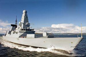 Hải quân Anh sẽ triển khai tàu chiến tới biển Đen