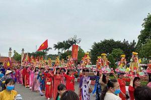 Quảng Ninh: Khai hội truyền thống Bạch Đằng năm 2021