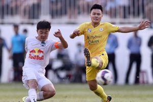 HAGL 1-0 CLB Hà Nội: Xuân Trường sút xa thành bàn