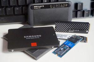 Sau VGA, cơn sốt tiền số tấn công thị trường ổ cứng