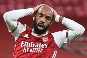 Arsenal thoát thua đội xếp thứ 18 ở phút 90+7